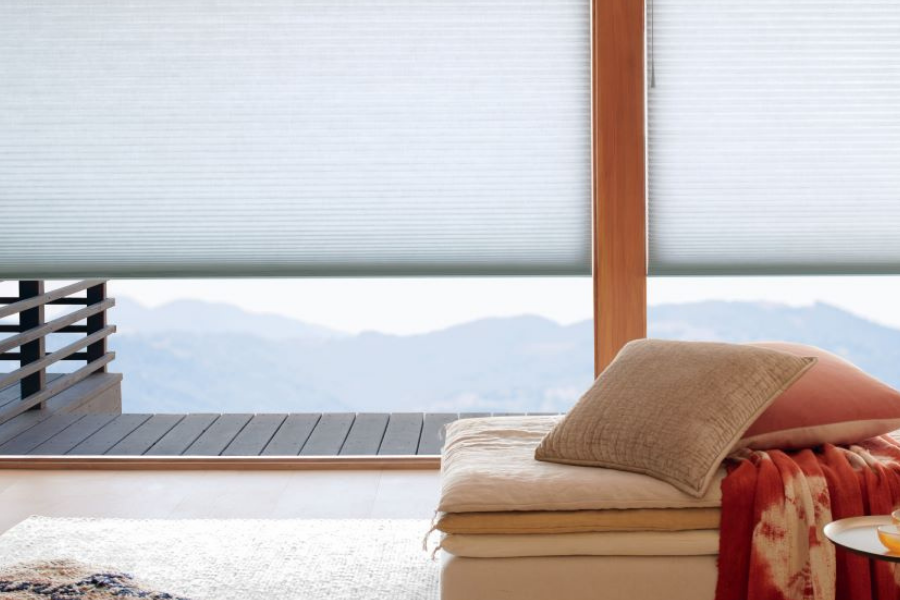 Experience a Day in the Life With Motorized Window Treatments