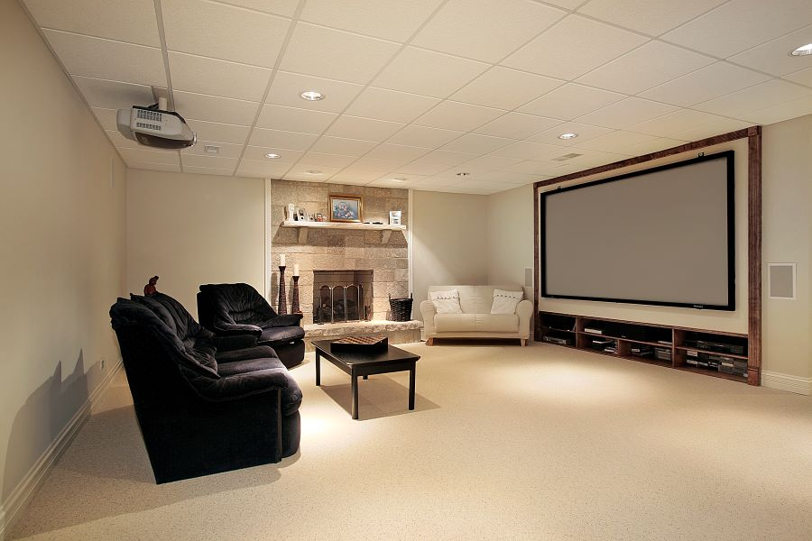 Get Big Sound and Big Picture in Your Home Media Room