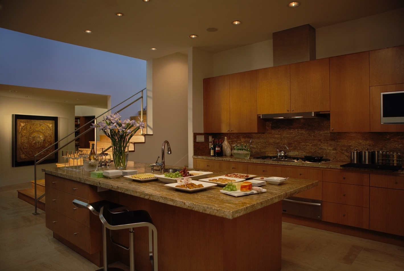 Enhance Interior Design with Smart Lighting Systems